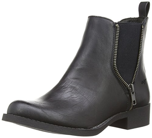 Rocket Dog Damen Camilla Chelsea Boots, Schwarz (Black AG7), 37 EU