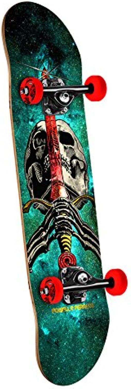 Powell Skateboard Skull &Peralta &Peralta &Peralta Sword Cosmic Grün, 7,5 x 31 Zoll B00MK14MGA  Eleganter Stil 618777