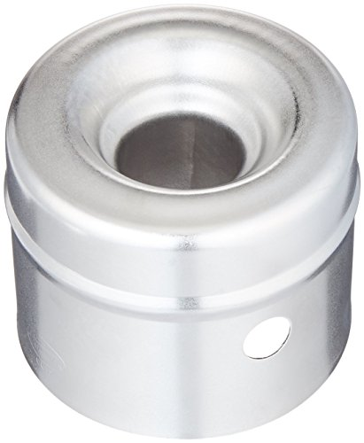 Winco CC-2 Stainless Steel Doughnut Cutter, 3-Inch by 2 1/2-Inch Deep