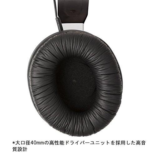 PanasonicステレオヘッドホンブラックRP-HT260-K