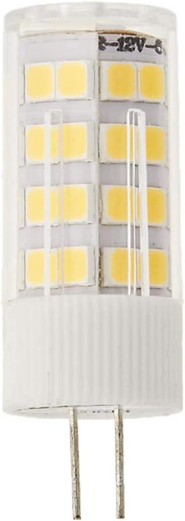 Jandei - Bombillas Blister LED G4 5W blanco natural 4000K (5 UNIDADES)