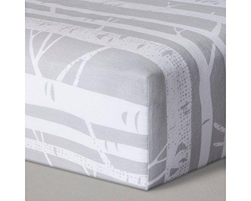 Cloud Island Crib Sheet