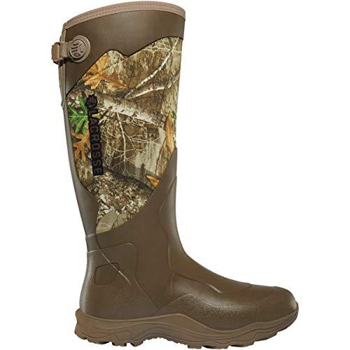 "LaCrosse Men's 302440 Alpha Agility 17"" Waterproof Hunting Boot, Realtree Edge - 10 M"