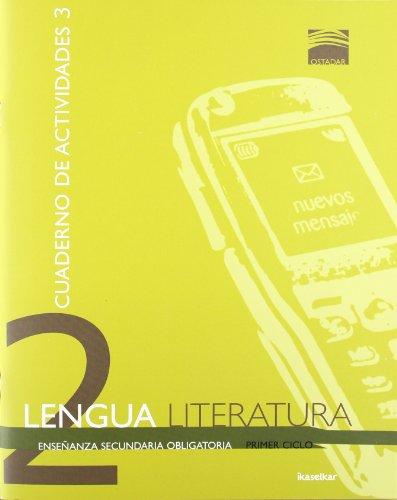 Ostadar 2 - Lengua y Literatura 2. Cuaderno de actividades 3