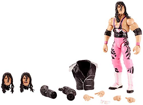WWE GGN89 - Ultimate Edition Bret Hitman Hart Aktionsfigur