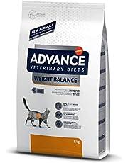 ADVANCE Veterinary Diets Weight Balance - Pienso para Gatos con Problemas de Sobrepeso - 8kg