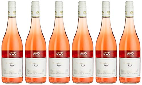 KWV Shiraz Rosé Western Cape trocken 2016/2017  (6 x 0.75 l)