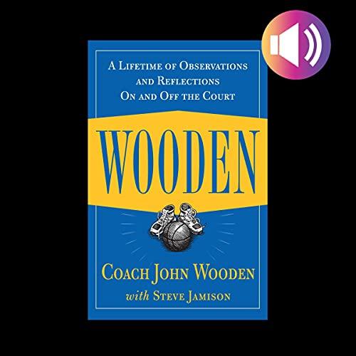 Wooden Audiobook By John Wooden cover art