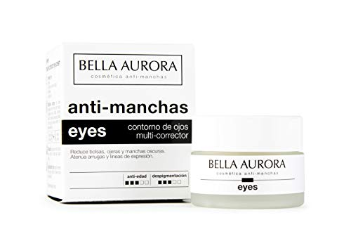 Bella Aurora Eyes Crema Contorno de Ojos Anti-ojeras | Anti-
