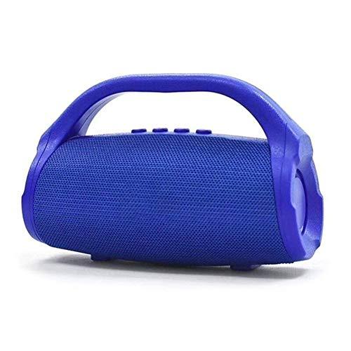 Kaper Go Blau Bunte tragbare Bluetooth-Lautsprecher, wasserdicht, 3D-Surround-drahtlose Lautsprecher for Smartphones, auf einfache Weise