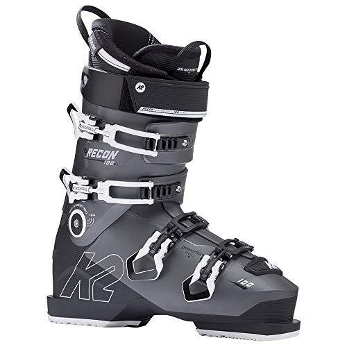 K2 - Chaussures De Ski Recon 100 Mv Gripwalk Homme Gris - Homme - Taille 42.5 - Gris