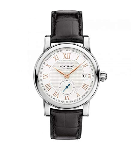 MONTBLANC OROLOGIO STAR COLLECTION CARPE DIEM AUTOMATICO 113879
