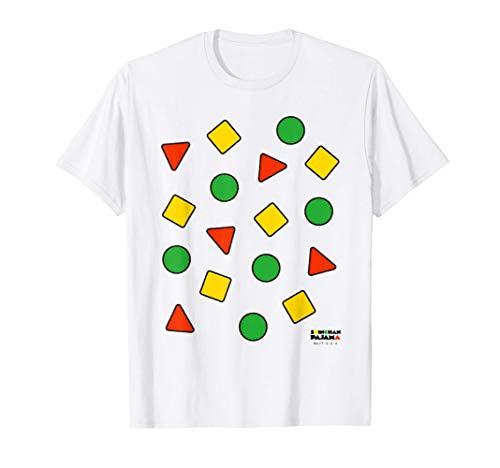 Pijama Crayon Shin-chan Camiseta