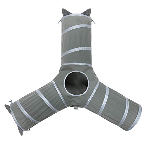 Kitty City Cat Tunnel, Cat Bed, Tunnel, Cat and Kitty Toys