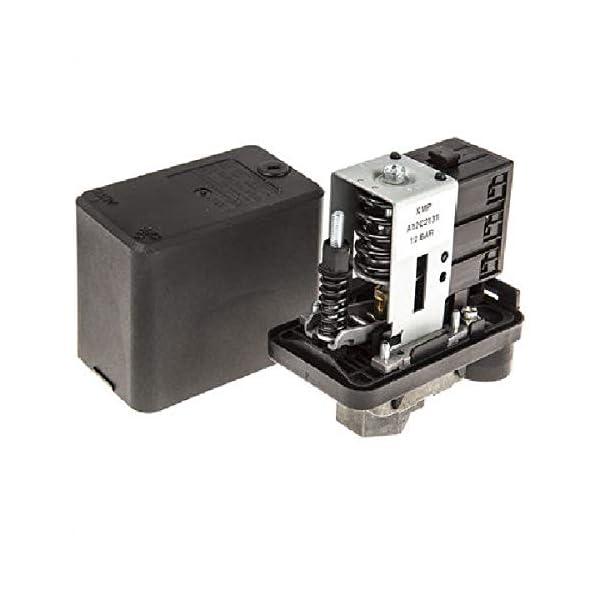 Presostato Telemecanique XMP para bombas de agua y grupos de presión. Alta calidad, robusto y duradero. (Hasta 6 Bar)