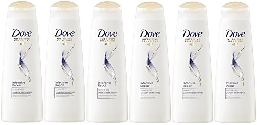 DOVE SHAMPOO NUTRITIVE SOLUTIONS INTENSE REPAIR 250ML - PACK OF 6