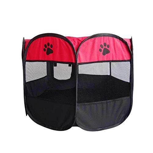 Mascotas Casacarpa Plegable Portátil para Mascotas Jaula para Perros Jaula para Perros...