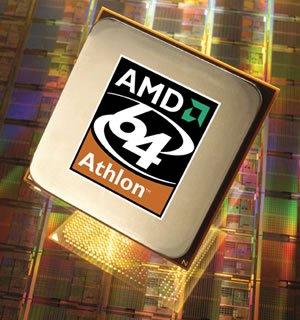 AMD Athlon 64 3500+ Socket AM2 Box - Procesador (AMD Athlon 64, 2,2 GHz, Socket AM2, 90 NM, 2000 MHz, 0,512 MB)