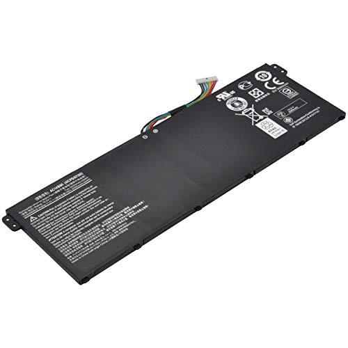 AC14B8K Reemplazo batería del Ordenador portátil para Acer Aspire E3-111 B115-M11 CB3-11113 CB5-311 V3-111 V5-122P ES1-512 B115-MP V5-122 V3-111P E3-112 V5-132 Series 4ICP5 / 57/80 KT (15.2V 48WH)