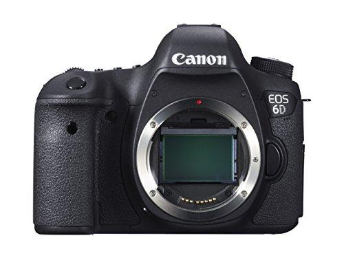 Canon EOS 6D - Cámara digital (Reacondicionado)