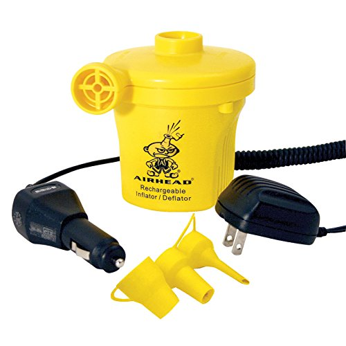 AIRHEAD Rechargeable Air Pump, 12v
