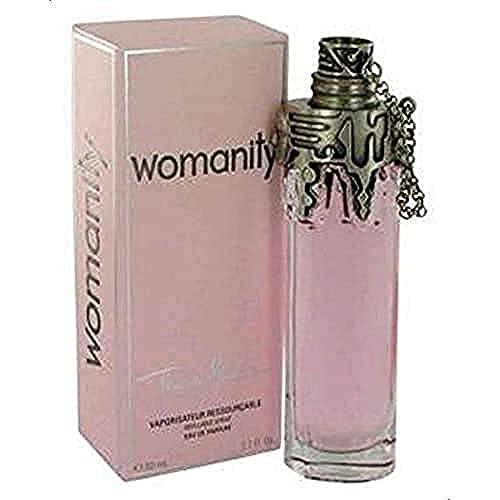 Thierry Mugler Womanity Agua de perfume Vaporizador Refillable 80 ml