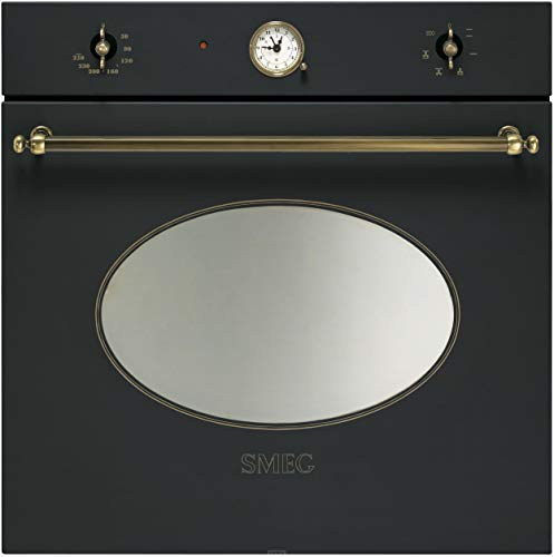 Smeg Coloniale SF800AO Horno empotrable, Antracita