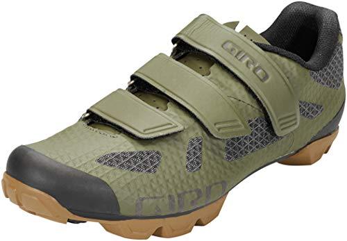 Giro Ranger Men's Mountain Cycling Shoe - Olive/Gum (2021) - Size 50