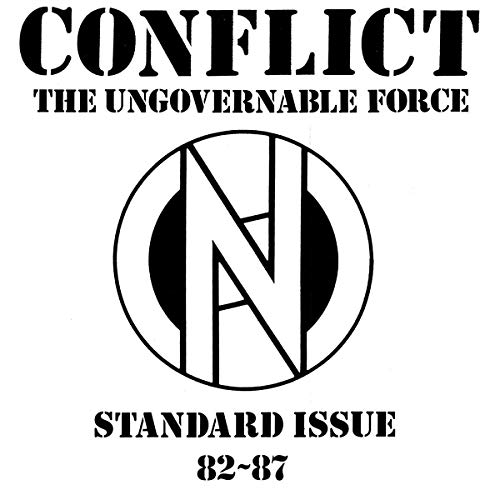 Album Art for Standard Issue 82-87 by Conflict