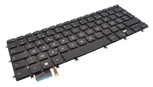 Dell Precision 5540 French AZERTY Backlit Keyboard J62KW