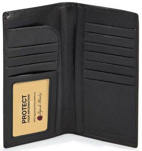 Osgoode Marley RFID Men's Coat Pocket Wallet Black