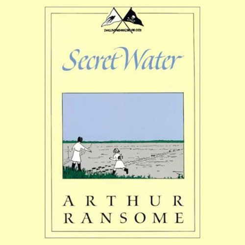 Secret Water audiobook cover art