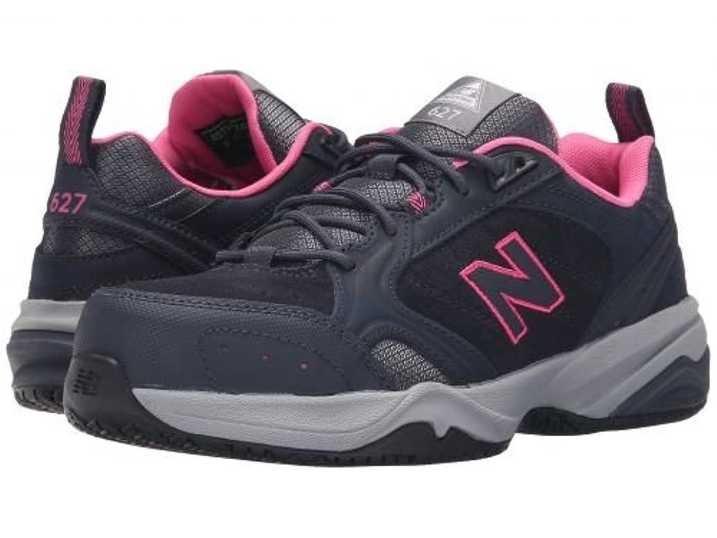 トライアスリートそこ歌詞New Balance(ニューバランス) レディース 女性用 シューズ 靴 スニーカー 運動靴 WID627 - Dark Grey/Pink 5 B - Medium [並行輸入品]