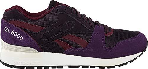 Reebok - GL 6000 WW - Color: Rojo burdeos-Violeta - Size: 37.0