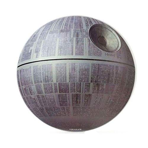 Star Wars Death Star Cutting Board - Non Slip Feet - Made of Toughened Glass