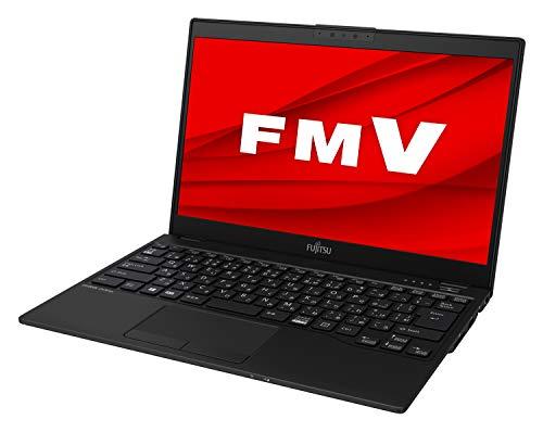 【公式】 富士通 ノートパソコン FMV LIFEBOOK UHシリーズ WU2/E2 (Windows 10 Home/13.3型ワイド液晶/Core i7/8GBメモリ/約256GB SSD/Office Home and Business 2019/ピクトブラック/長時間駆動バッテリ)AZ_WU2E2_Z539/富士通WEB MART専用モデル