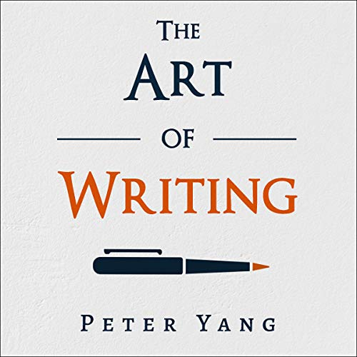 The Art of Writing  By  cover art
