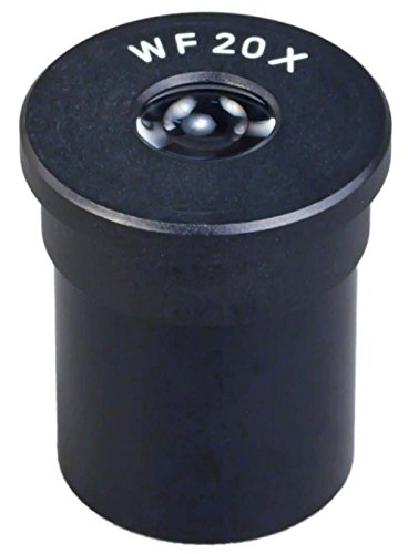 OMAX WF20X Widefield Eyepiece for Biological Microscopes 23.2mm