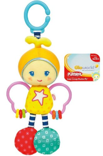 Hasbro - Playskool - 39389- Eveil - Hochet Papillon - Luxi