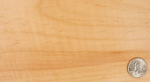 Maple Curly Boards Lumber OFFicial 3 4 Ranking TOP6 X 36 by WOODN Surface 11 Sides