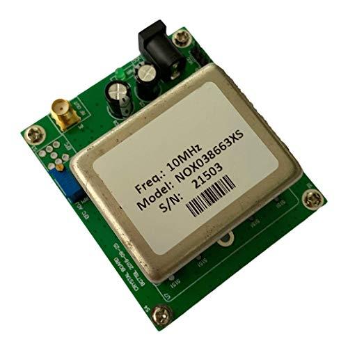 10MHz OCXO Crystal Oscillator Frequency Standard Reference with Board Reference Module with Board