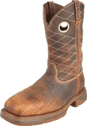 Durango Men's DB4354 Boot,Burnt Umber/Dark Brown,10 M US