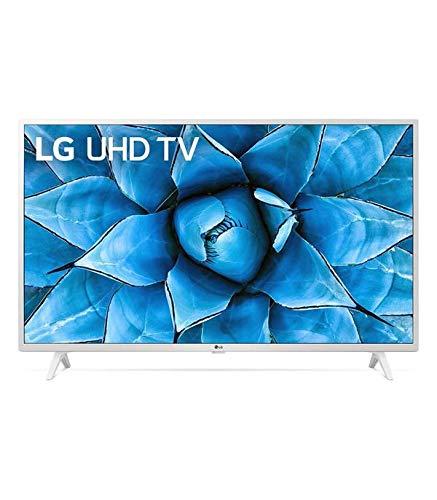 LG Electronics 43UN73906LE LED-Fernseher, Silber, UltraHD/4K, Triple Tuner, SmartTV