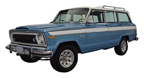 Jeep Wagoneer Review >> Amazon Com 1976 Jeep Wagoneer Reviews Images And Specs Vehicles