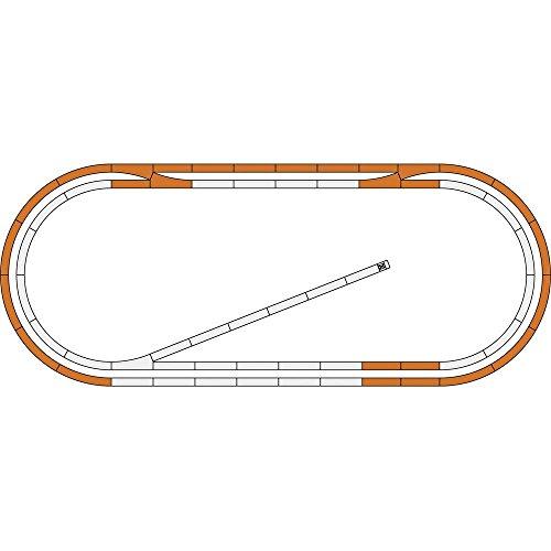 Roco H0 RO GLEIS-ERG NZUNGS-Set Z.DIGITAL-PAC