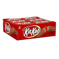 Perfect for filling party bowls and everyday snacking and gifting Layers of crisp wafers covered in milk chocolate Delicious on their own or as edible party décor and favors Kosher candy bars Stock up on Halloween candy and add to a party bowl for de...