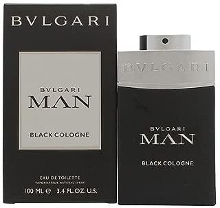 Bvl gari Man Black Cologne Eau De Toilette Spray 3.4 FL.OZ./100 ml.