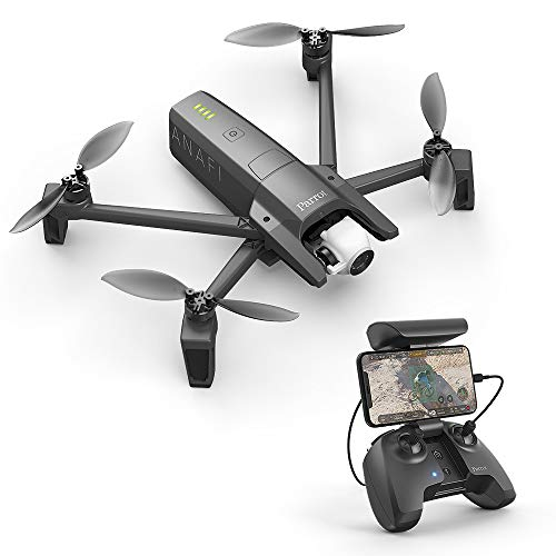 Parrot ANAFI Foldable Drone with a 4K HDR 180° vertical swivel camera