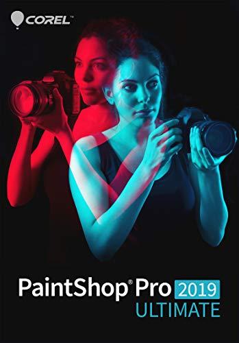 PaintShop Pro 2019 | Ultimate | PC | Código de activación PC enviado por email
