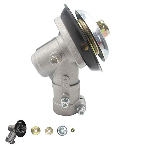 Gearbox Head for Lawn Mower Universal Accessories for Weed Eater